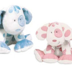 dust  mites in stuffed toys are not a problem with floppy puppy