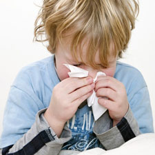 kids get winter allergies too