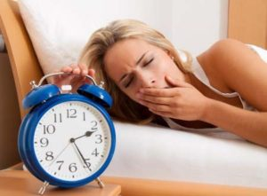 Temperature Affects Sleep